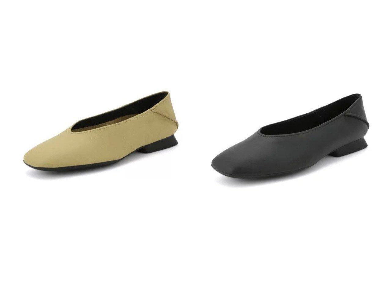 【CAMPER/カンペール】のMyra 【シューズ・靴】おすすめ!人気、トレンド・レディースファッションの通販 おすすめで人気の流行・トレンド、ファッションの通販商品 インテリア・家具・メンズファッション・キッズファッション・レディースファッション・服の通販 founy(ファニー) https://founy.com/ ファッション Fashion レディースファッション WOMEN 2021年 2021 2021-2022秋冬・A/W AW・Autumn/Winter・FW・Fall-Winter・2021-2022 A/W・秋冬 AW・Autumn/Winter・FW・Fall-Winter シューズ スリッポン フォルム フラット プレーン  ID:crp329100000062642