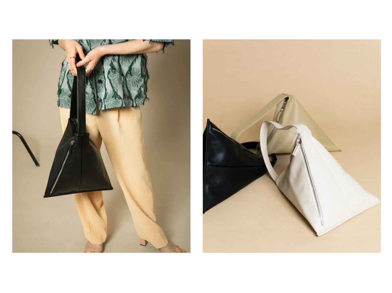 【KBF / URBAN RESEARCH/ケービーエフ】の変形ショルダーBAG 【バッグ・鞄】おすすめ!人気、トレンド・レディースファッションの通販 おすすめで人気の流行・トレンド、ファッションの通販商品 インテリア・家具・メンズファッション・キッズファッション・レディースファッション・服の通販 founy(ファニー) https://founy.com/ ファッション Fashion レディースファッション WOMEN バッグ Bag ショルダー ジップ トートバック フロント ベーシック ポケット  ID:crp329100000062653
