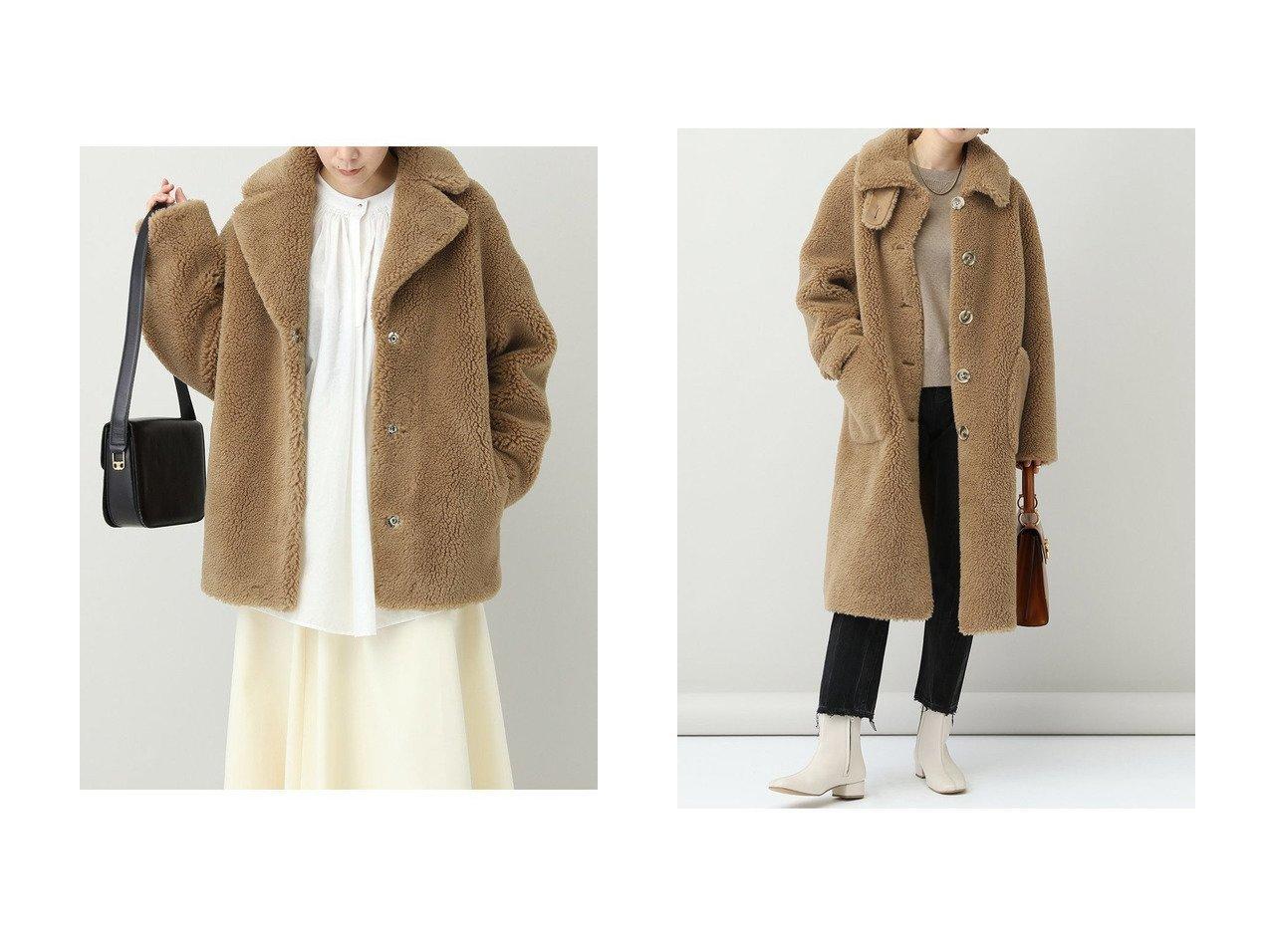 【Curensology/カレンソロジー】の【PELLESSIMO】ボアジャケット&【PELLESSIMO】ボアコート 【アウター】おすすめ!人気、トレンド・レディースファッションの通販 おすすめで人気の流行・トレンド、ファッションの通販商品 インテリア・家具・メンズファッション・キッズファッション・レディースファッション・服の通販 founy(ファニー) https://founy.com/ ファッション Fashion レディースファッション WOMEN アウター Coat Outerwear ジャケット Jackets コート Coats 2020年 2020 2020-2021秋冬・A/W AW・Autumn/Winter・FW・Fall-Winter/2020-2021 2021年 2021 2021-2022秋冬・A/W AW・Autumn/Winter・FW・Fall-Winter・2021-2022 A/W・秋冬 AW・Autumn/Winter・FW・Fall-Winter ジャケット ロング |ID:crp329100000062657