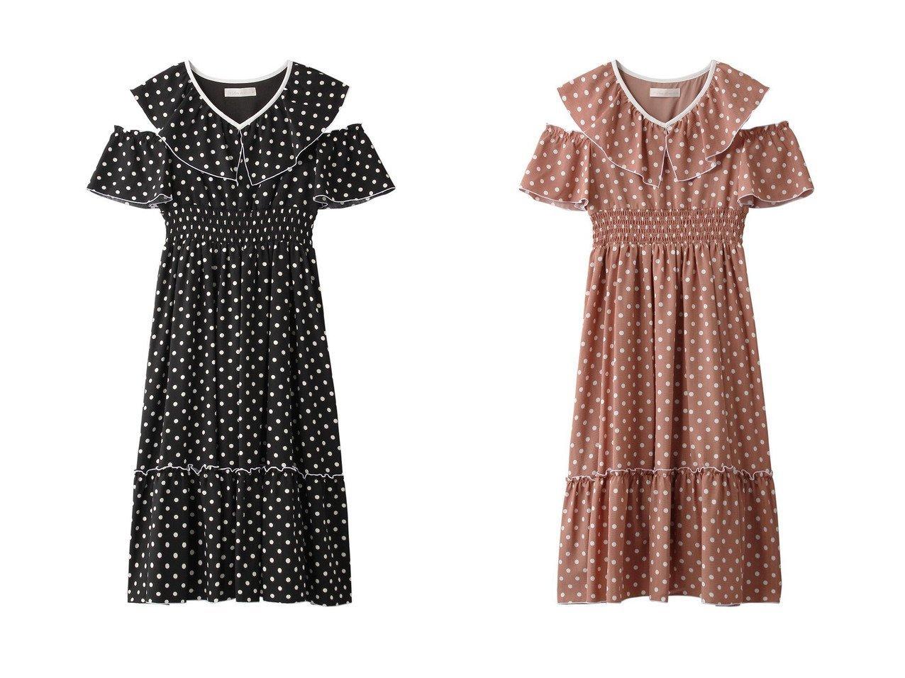 【31 Sons de mode/トランテアン ソン ドゥ モード】のドットフリルワンピース 【ワンピース・ドレス】おすすめ!人気、トレンド・レディースファッションの通販 おすすめで人気の流行・トレンド、ファッションの通販商品 インテリア・家具・メンズファッション・キッズファッション・レディースファッション・服の通販 founy(ファニー) https://founy.com/ ファッション Fashion レディースファッション WOMEN ワンピース Dress チュニック Tunic 2020年 2020 2020-2021秋冬・A/W AW・Autumn/Winter・FW・Fall-Winter/2020-2021 2021年 2021 2021-2022秋冬・A/W AW・Autumn/Winter・FW・Fall-Winter・2021-2022 A/W・秋冬 AW・Autumn/Winter・FW・Fall-Winter アクセサリー チュニック ドット フリル ロング |ID:crp329100000062675