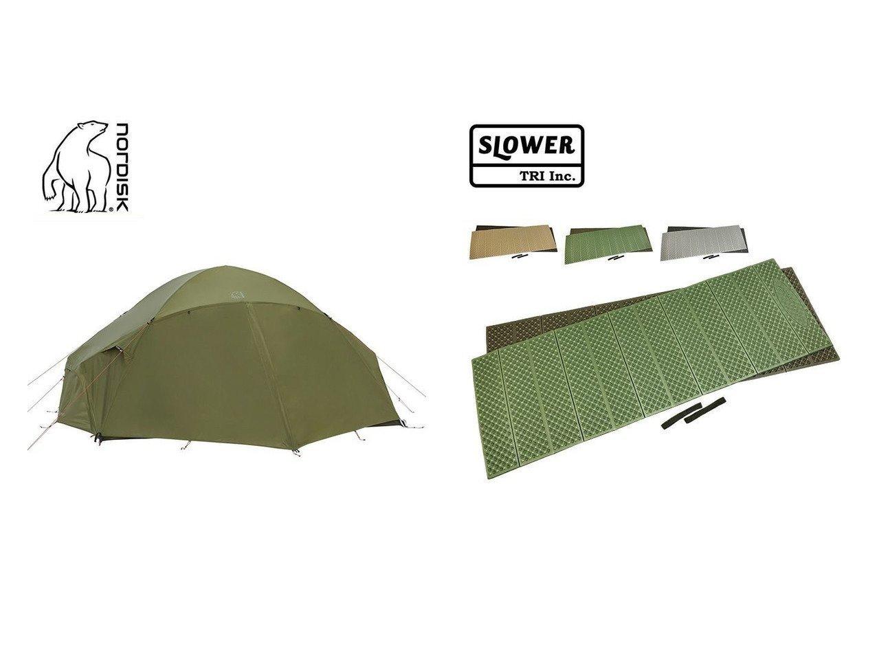 【SLOWER/スロウワー】のフォールダブルランナーマットトラウム&【Nordisk/ノルディスク】のオトラ2 PU おすすめ!人気キャンプ・アウトドア用品の通販 おすすめで人気の流行・トレンド、ファッションの通販商品 インテリア・家具・メンズファッション・キッズファッション・レディースファッション・服の通販 founy(ファニー) https://founy.com/ アクセサリー インナー ラバー ホーム・キャンプ・アウトドア Home,Garden,Outdoor,Camping Gear キャンプ用品・アウトドア  Camping Gear & Outdoor Supplies その他 雑貨 小物 Camping Tools ホーム・キャンプ・アウトドア Home,Garden,Outdoor,Camping Gear キャンプ用品・アウトドア  Camping Gear & Outdoor Supplies マット シート Mat, Sheet  ID:crp329100000062767