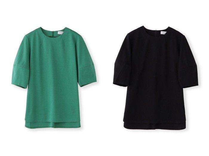 【CAST/キャスト】のカラーポンチカットソー おすすめ!人気、トレンド・レディースファッションの通販  おすすめ人気トレンドファッション通販アイテム 人気、トレンドファッション・服の通販 founy(ファニー) ファッション Fashion レディースファッション WOMEN トップス・カットソー Tops/Tshirt シャツ/ブラウス Shirts/Blouses ロング / Tシャツ T-Shirts カットソー Cut and Sewn S/S・春夏 SS・Spring/Summer カットソー パターン ベーシック 夏 Summer 春 Spring 秋 Autumn/Fall  ID:crp329100000062802