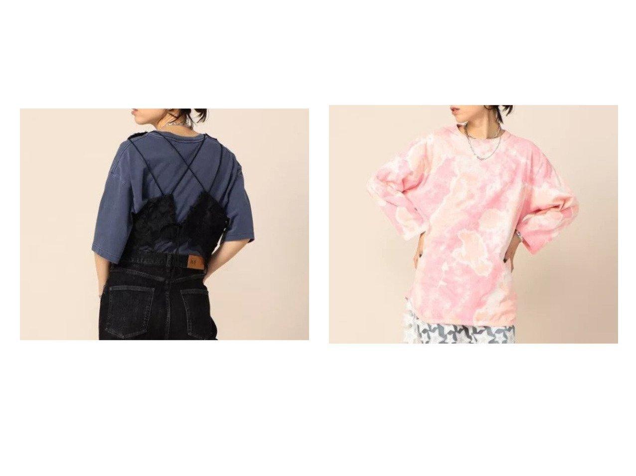 【Rie Miller/リエミラー】の星柄レースビスチェ&タイダイプリントベースボールTシャツ おすすめ!人気、トレンド・レディースファッションの通販  おすすめで人気の流行・トレンド、ファッションの通販商品 インテリア・家具・メンズファッション・キッズファッション・レディースファッション・服の通販 founy(ファニー) https://founy.com/ ファッション Fashion レディースファッション WOMEN トップス・カットソー Tops/Tshirt キャミソール / ノースリーブ No Sleeves シャツ/ブラウス Shirts/Blouses ビスチェ Bustier ロング / Tシャツ T-Shirts カットソー Cut and Sewn 2021年 2021 2021-2022秋冬・A/W AW・Autumn/Winter・FW・Fall-Winter・2021-2022 A/W・秋冬 AW・Autumn/Winter・FW・Fall-Winter おすすめ Recommend カットソー セットアップ ノースリーブ レース スリーブ ビンテージ プリント ラウンド 長袖  ID:crp329100000062836