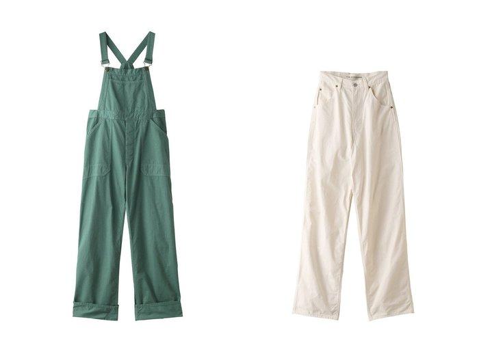 【Shinzone/シンゾーン】のビッグオーバーオール&ツールパンツ 【パンツ】おすすめ!人気、トレンド・レディースファッションの通販  おすすめ人気トレンドファッション通販アイテム インテリア・キッズ・メンズ・レディースファッション・服の通販 founy(ファニー) https://founy.com/ ファッション Fashion レディースファッション WOMEN パンツ Pants 2020年 2020 2020-2021秋冬・A/W AW・Autumn/Winter・FW・Fall-Winter/2020-2021 2021年 2021 2021-2022秋冬・A/W AW・Autumn/Winter・FW・Fall-Winter・2021-2022 A/W・秋冬 AW・Autumn/Winter・FW・Fall-Winter おすすめ Recommend インナー カットソー ビッグ フェミニン シンプル ワイド 今季 |ID:crp329100000062921