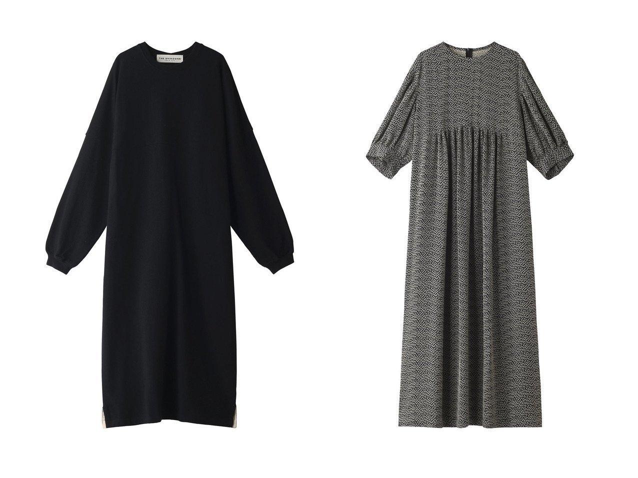 【Shinzone/シンゾーン】のバックポケットドレス&フラワージャカードドレス 【ワンピース・ドレス】おすすめ!人気、トレンド・レディースファッションの通販  おすすめで人気の流行・トレンド、ファッションの通販商品 インテリア・家具・メンズファッション・キッズファッション・レディースファッション・服の通販 founy(ファニー) https://founy.com/ ファッション Fashion レディースファッション WOMEN ワンピース Dress ドレス Party Dresses チュニック Tunic 2020年 2020 2020-2021秋冬・A/W AW・Autumn/Winter・FW・Fall-Winter/2020-2021 2021年 2021 2021-2022秋冬・A/W AW・Autumn/Winter・FW・Fall-Winter・2021-2022 A/W・秋冬 AW・Autumn/Winter・FW・Fall-Winter シューズ シンプル スニーカー チュニック トレンド ドレス フラット フロント ポケット なめらか ジャカード フラワー マキシ ロング  ID:crp329100000062970