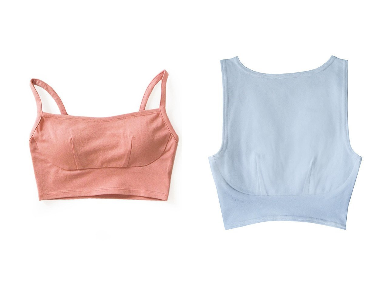 【Women's Health/ウィメンズヘルス】のsquare croptop【hazelle】&box croptop【hazelle】 おすすめ!人気、トレンド・レディースファッションの通販  おすすめで人気の流行・トレンド、ファッションの通販商品 インテリア・家具・メンズファッション・キッズファッション・レディースファッション・服の通販 founy(ファニー) https://founy.com/ ファッション Fashion レディースファッション WOMEN 下着・ランジェリー Underwear その他インナー・ランジェリー Other lingerie オーガニック ブラジャー ランジェリー ワイヤー 再入荷 Restock/Back in Stock/Re Arrival  ID:crp329100000063091