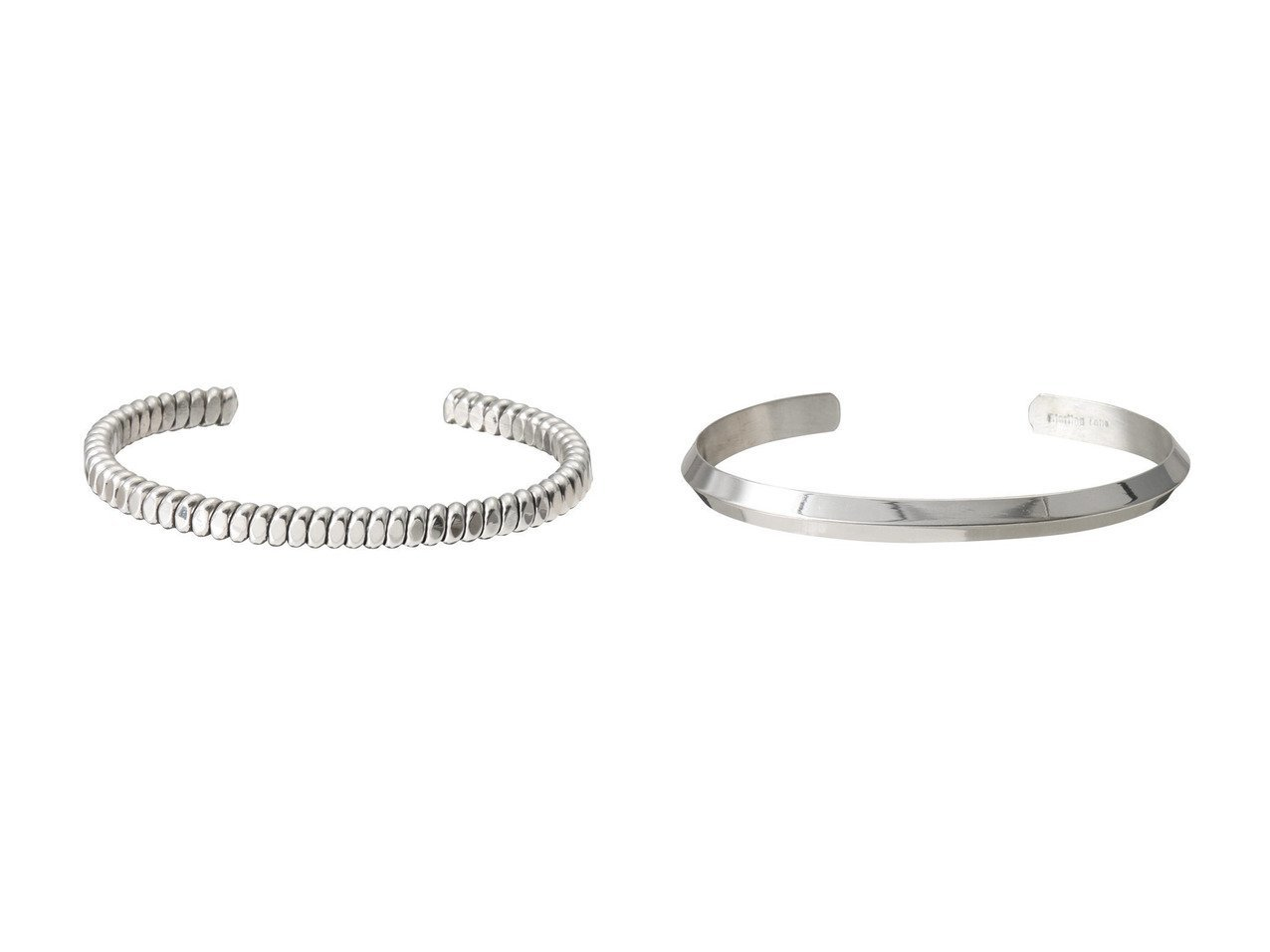 【heliopole/エリオポール】の【HARPO】silver smooth beveled ブレスレット&【HARPO】silver flat wire ブレスレット おすすめ!人気、トレンド・レディースファッションの通販  おすすめで人気の流行・トレンド、ファッションの通販商品 インテリア・家具・メンズファッション・キッズファッション・レディースファッション・服の通販 founy(ファニー) https://founy.com/ ファッション Fashion レディースファッション WOMEN ジュエリー Jewelry ブレスレット Bracelets バングル Bangles 2020年 2020 2020-2021秋冬・A/W AW・Autumn/Winter・FW・Fall-Winter/2020-2021 2021年 2021 2021-2022秋冬・A/W AW・Autumn/Winter・FW・Fall-Winter・2021-2022 A/W・秋冬 AW・Autumn/Winter・FW・Fall-Winter ブレスレット  ID:crp329100000063099