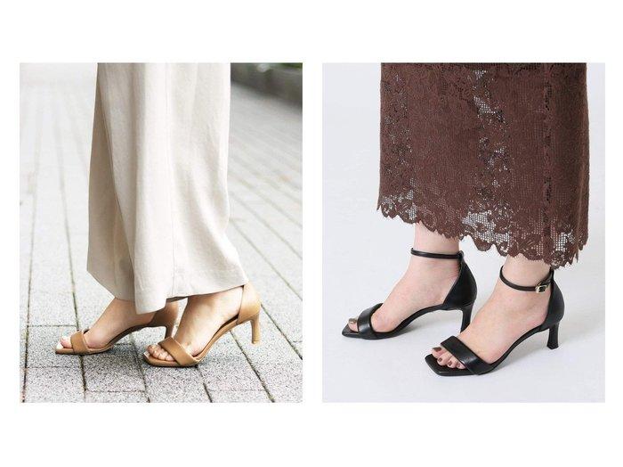 【Le Talon/ル タロン】のGRISE 6cmスクエアアンクルストラップサンダル 【シューズ・靴】おすすめ!人気、トレンド・レディースファッションの通販 おすすめ人気トレンドファッション通販アイテム インテリア・キッズ・メンズ・レディースファッション・服の通販 founy(ファニー) https://founy.com/ ファッション Fashion レディースファッション WOMEN サンダル シューズ シンプル デニム トレンド ミュール ラップ 2021年 2021 S/S・春夏 SS・Spring/Summer 2021春夏・S/S SS/Spring/Summer/2021 |ID:crp329100000063318