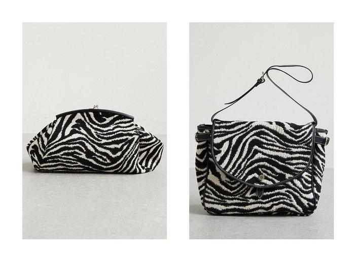 【Whim Gazette/ウィムガゼット】の【A VACATION】PILLOW ZEBRAバッグ&【A VACATION】KIKI ZEBRAバッグ 【バッグ・鞄】おすすめ!人気、トレンド・レディースファッションの通販   おすすめ人気トレンドファッション通販アイテム インテリア・キッズ・メンズ・レディースファッション・服の通販 founy(ファニー) https://founy.com/ ファッション Fashion レディースファッション WOMEN バッグ Bag 2020年 2020 2020-2021秋冬・A/W AW・Autumn/Winter・FW・Fall-Winter/2020-2021 2021年 2021 2021-2022秋冬・A/W AW・Autumn/Winter・FW・Fall-Winter・2021-2022 A/W・秋冬 AW・Autumn/Winter・FW・Fall-Winter ハンドバッグ バランス フォルム  ID:crp329100000063544
