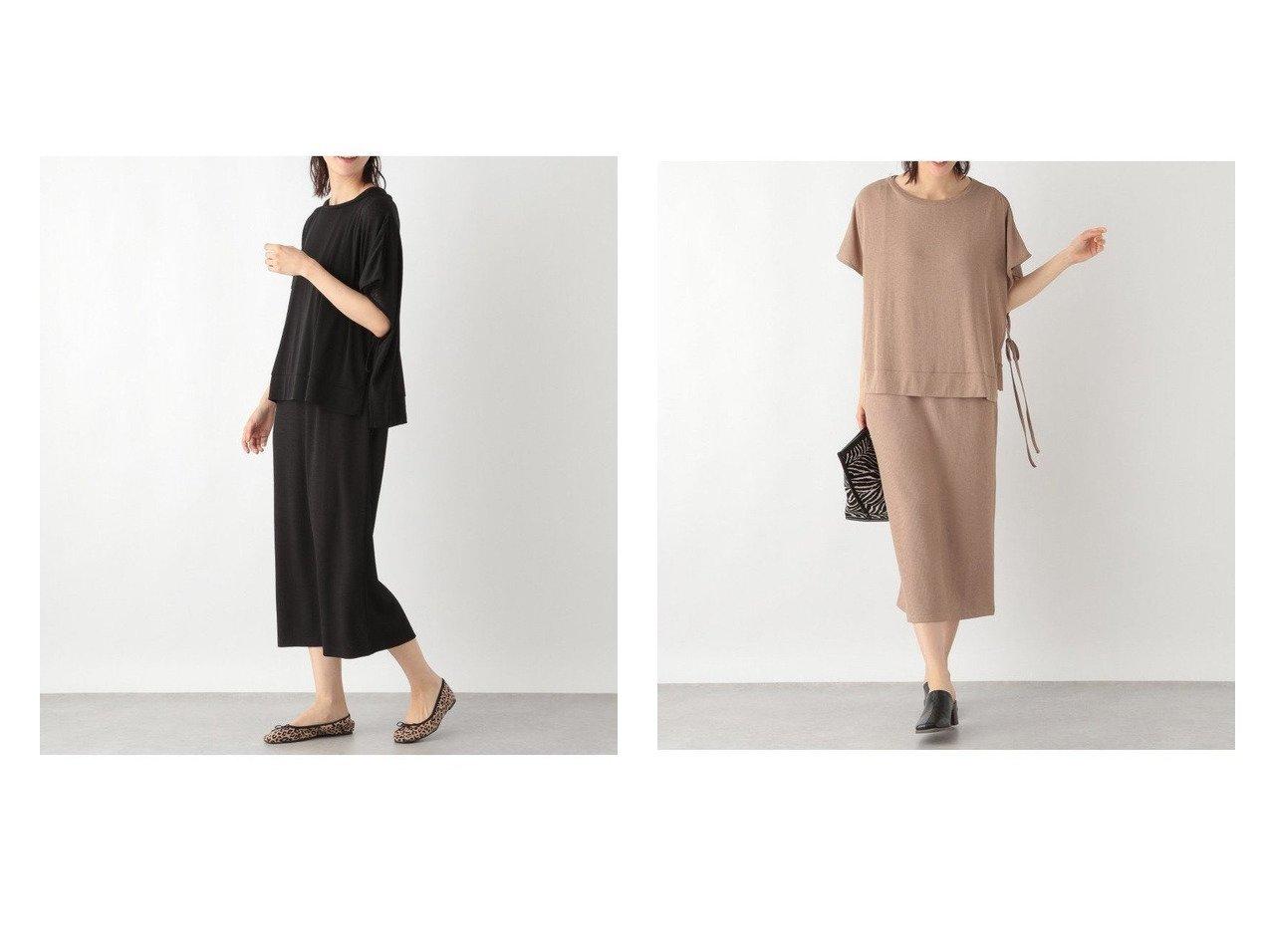 【LEPSIM LOWRYS FARM/レプシィム ローリーズファーム】のアシメデザイン2PセットOP 【ワンピース・ドレス】おすすめ!人気、トレンド・レディースファッションの通販 おすすめで人気の流行・トレンド、ファッションの通販商品 インテリア・家具・メンズファッション・キッズファッション・レディースファッション・服の通販 founy(ファニー) https://founy.com/ ファッション Fashion レディースファッション WOMEN ワンピース Dress シアー リボン |ID:crp329100000063582