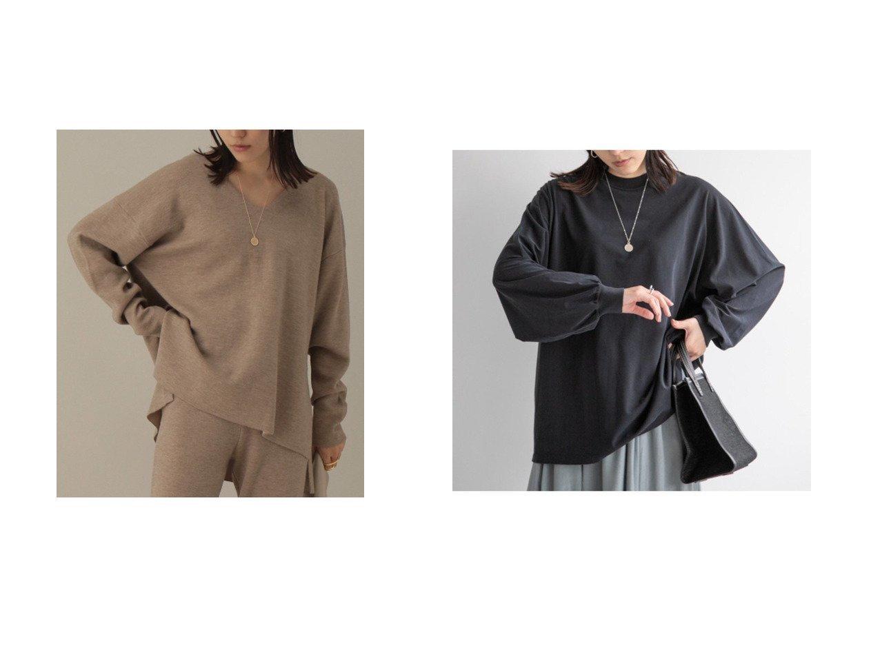 【Chaos/カオス】のラマーリバーVネックプルオーバー&【REMI RELIEF】別注ロングTシャツ 【トップス・カットソー】おすすめ!人気、トレンド・レディースファッションの通販 おすすめで人気の流行・トレンド、ファッションの通販商品 インテリア・家具・メンズファッション・キッズファッション・レディースファッション・服の通販 founy(ファニー) https://founy.com/ ファッション Fashion レディースファッション WOMEN トップス・カットソー Tops/Tshirt ニット Knit Tops プルオーバー Pullover Vネック V-Neck シャツ/ブラウス Shirts/Blouses ロング / Tシャツ T-Shirts カットソー Cut and Sewn 2020年 2020 2020-2021秋冬・A/W AW・Autumn/Winter・FW・Fall-Winter/2020-2021 2021年 2021 2021-2022秋冬・A/W AW・Autumn/Winter・FW・Fall-Winter・2021-2022 A/W・秋冬 AW・Autumn/Winter・FW・Fall-Winter おすすめ Recommend シンプル ダブル フェイス なめらか コンパクト スリーブ パターン ロング ワーク ヴィンテージ 別注 |ID:crp329100000063592