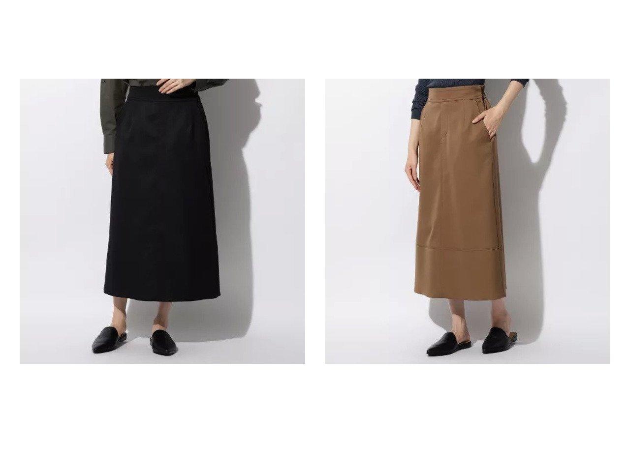 【S.ESSENTIALS/エス エッセンシャルズ】のAラインフレアスカート 【スカート】おすすめ!人気、トレンド・レディースファッションの通販 おすすめで人気の流行・トレンド、ファッションの通販商品 インテリア・家具・メンズファッション・キッズファッション・レディースファッション・服の通販 founy(ファニー) https://founy.com/ ファッション Fashion レディースファッション WOMEN スカート Skirt Aライン/フレアスカート Flared A-Line Skirts シンプル フレア フロント マキシ ロング |ID:crp329100000063741