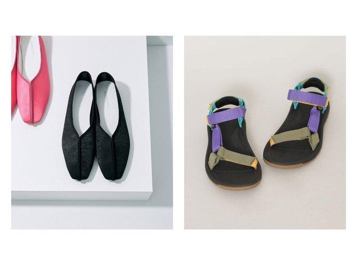 【ADAM ET ROPE'/アダム エ ロペ】のスクエアトゥチャイナシューズ&【TEVA/テバ】のBRMLT 【シューズ・靴】おすすめ!人気、トレンド・レディースファッションの通販 おすすめ人気トレンドファッション通販アイテム インテリア・キッズ・メンズ・レディースファッション・服の通販 founy(ファニー) https://founy.com/ ファッション Fashion レディースファッション WOMEN NEW・新作・新着・新入荷 New Arrivals アウトドア クッション サンダル シューズ スポーツ ソックス ミュール ラップ 定番 Standard 軽量 サテン スラックス バランス ファブリック フォルム フラット A/W・秋冬 AW・Autumn/Winter・FW・Fall-Winter 2021年 2021 2021-2022秋冬・A/W AW・Autumn/Winter・FW・Fall-Winter・2021-2022 おすすめ Recommend |ID:crp329100000063752