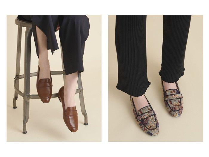 【Odette e Odile/オデット エ オディール】の【WEB限定】テープローファー フラット15●↑ 【シューズ・靴】おすすめ!人気、トレンド・レディースファッションの通販 おすすめ人気トレンドファッション通販アイテム インテリア・キッズ・メンズ・レディースファッション・服の通販 founy(ファニー) https://founy.com/ ファッション Fashion レディースファッション WOMEN A/W・秋冬 AW・Autumn/Winter・FW・Fall-Winter エナメル シューズ フラット ベーシック 人気  ID:crp329100000063755