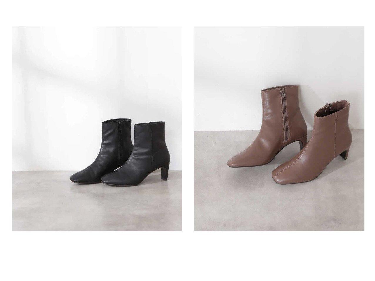 【N.Natural Beauty basic/エヌ ナチュラルビューティーベーシック】のセットバックショートブーツ 【シューズ・靴】おすすめ!人気、トレンド・レディースファッションの通販 おすすめで人気の流行・トレンド、ファッションの通販商品 インテリア・家具・メンズファッション・キッズファッション・レディースファッション・服の通販 founy(ファニー) https://founy.com/ ファッション Fashion レディースファッション WOMEN バッグ Bag ショート シンプル 今季 |ID:crp329100000063758