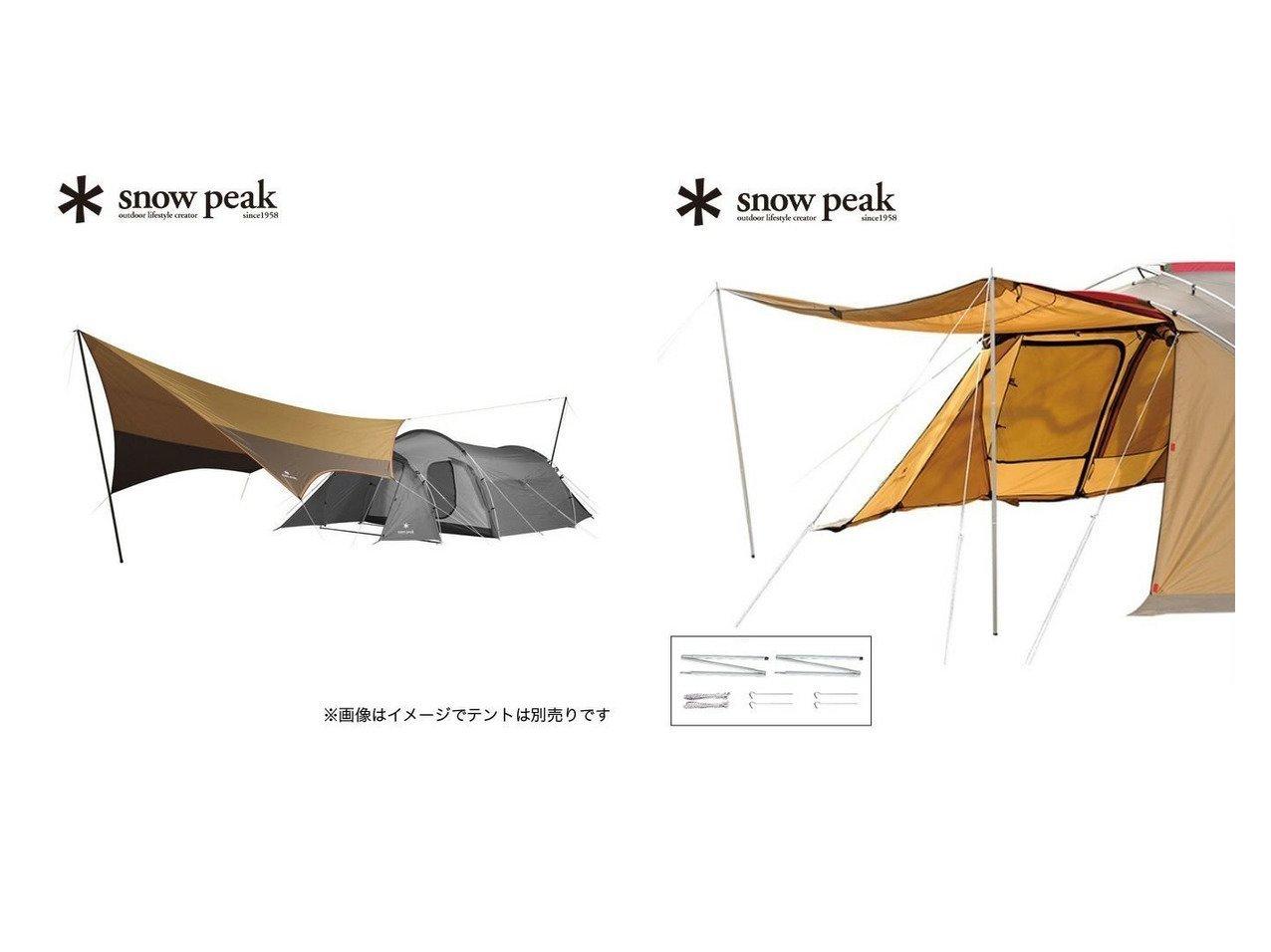 【Snow Peak/スノーピーク】のアメニティタープ ヘキサLセット&スノーピーク アップライトポールセット おすすめ!人気キャンプ・アウトドア用品の通販 おすすめで人気の流行・トレンド、ファッションの通販商品 インテリア・家具・メンズファッション・キッズファッション・レディースファッション・服の通販 founy(ファニー) https://founy.com/ コーティング フレーム ホーム・キャンプ・アウトドア Home,Garden,Outdoor,Camping Gear キャンプ用品・アウトドア  Camping Gear & Outdoor Supplies テント タープ Tents, Tarp ホーム・キャンプ・アウトドア Home,Garden,Outdoor,Camping Gear キャンプ用品・アウトドア  Camping Gear & Outdoor Supplies その他 雑貨 小物 Camping Tools  ID:crp329100000063806