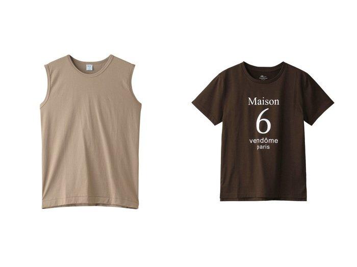 【HOUSE OF LOTUS/ハウス オブ ロータス】の【gicipi】ノースリーブTシャツ&【Rawtus/ロゥタス】のロゴプリントTシャツ 【トップス・カットソー】おすすめ!人気、トレンド・レディースファッションの通販 おすすめ人気トレンドファッション通販アイテム 人気、トレンドファッション・服の通販 founy(ファニー)  ファッション Fashion レディースファッション WOMEN トップス・カットソー Tops/Tshirt キャミソール / ノースリーブ No Sleeves シャツ/ブラウス Shirts/Blouses ロング / Tシャツ T-Shirts カットソー Cut and Sewn 2020年 2020 2020-2021秋冬・A/W AW・Autumn/Winter・FW・Fall-Winter/2020-2021 2021年 2021 2021-2022秋冬・A/W AW・Autumn/Winter・FW・Fall-Winter・2021-2022 A/W・秋冬 AW・Autumn/Winter・FW・Fall-Winter インナー キャミソール シンプル タンク ノースリーブ なめらか グラフィック ショート スリーブ フィット プリント |ID:crp329100000063967