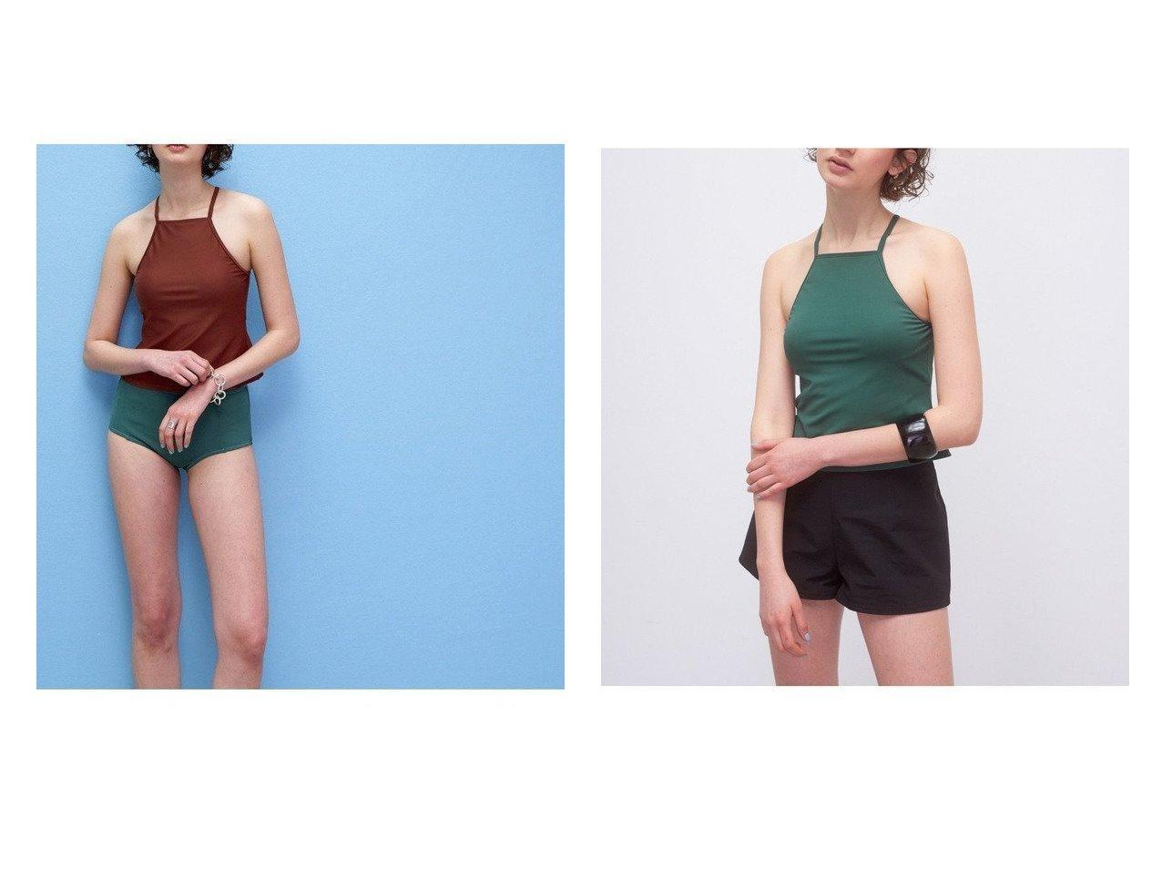 【URBAN RESEARCH/アーバンリサーチ】のSwim URBAN RESEARCH スイムアメリカンスリーブタンク おすすめ!人気、トレンド・レディースファッションの通販 おすすめで人気の流行・トレンド、ファッションの通販商品 インテリア・家具・メンズファッション・キッズファッション・レディースファッション・服の通販 founy(ファニー) https://founy.com/ ファッション Fashion レディースファッション WOMEN 水着 Swimwear 水着 Swimwear アメリカン ショーツ ショート シンプル スポーツ スリーブ タンク ベーシック 抗菌 水着 |ID:crp329100000064071