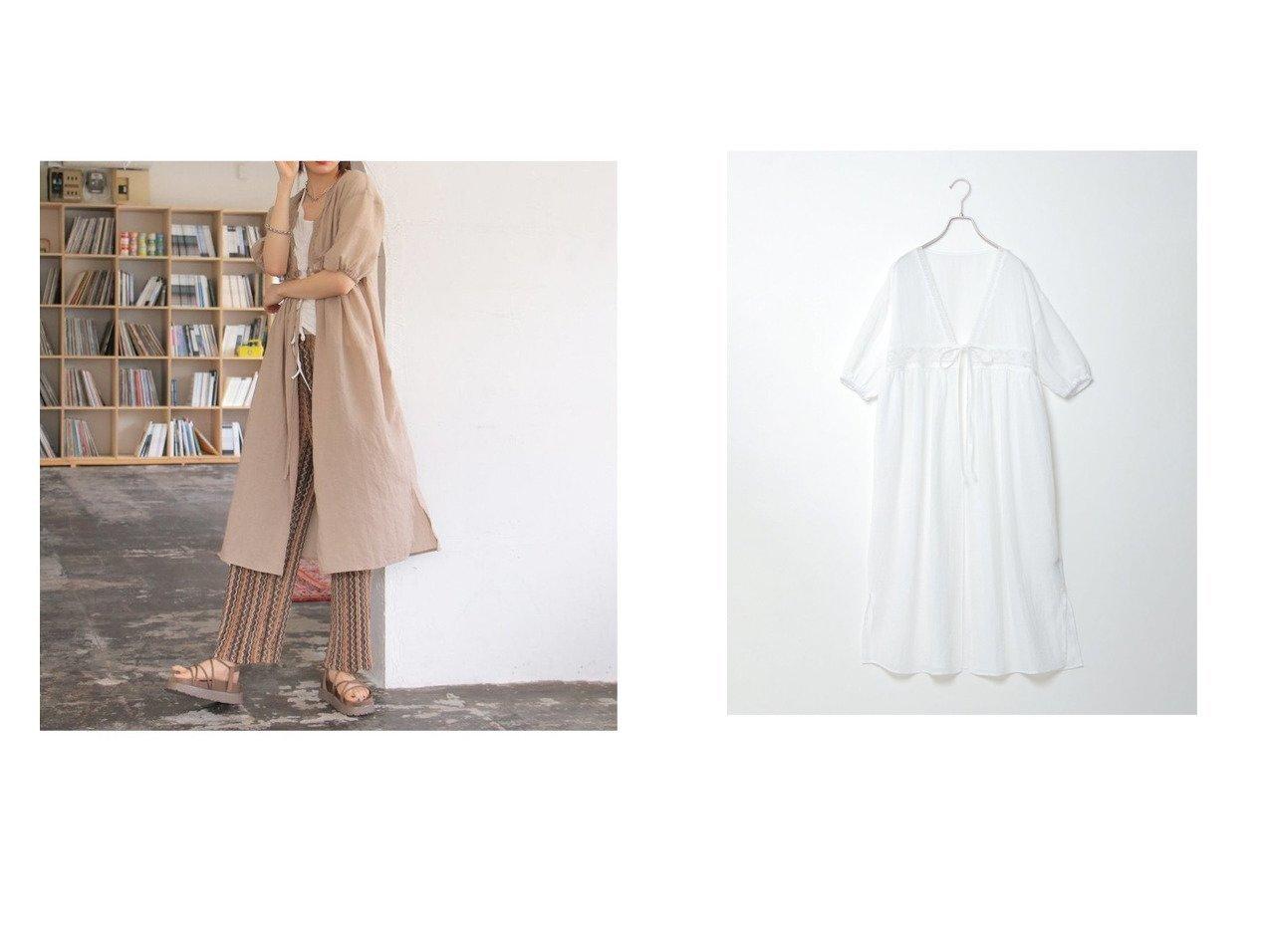 【VENCE share style/ヴァンス シェアスタイル】のEボイルシャツガウン おすすめ!人気、トレンド・レディースファッションの通販 おすすめで人気の流行・トレンド、ファッションの通販商品 インテリア・家具・メンズファッション・キッズファッション・レディースファッション・服の通販 founy(ファニー) https://founy.com/ ファッション Fashion レディースファッション WOMEN トップス・カットソー Tops/Tshirt シャツ/ブラウス Shirts/Blouses S/S・春夏 SS・Spring/Summer カーディガン ガウン チュニック 夏 Summer 春 Spring |ID:crp329100000064086