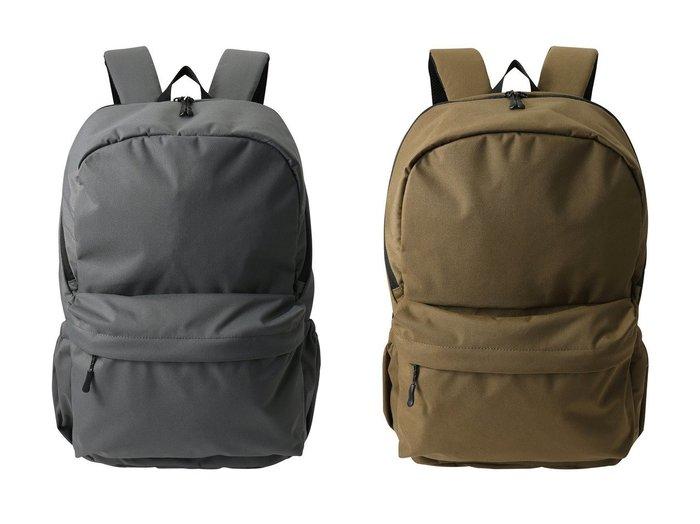 【SNOW PEAK/スノーピーク】の【UNISEX】Everyday Use Backpack 【バッグ・鞄】おすすめ!人気、トレンド・レディースファッションの通販   おすすめ人気トレンドファッション通販アイテム インテリア・キッズ・メンズ・レディースファッション・服の通販 founy(ファニー) https://founy.com/ ファッション Fashion レディースファッション WOMEN スポーツウェア Sportswear スポーツ バッグ/ポーチ Bag 2020年 2020 2020-2021秋冬・A/W AW・Autumn/Winter・FW・Fall-Winter/2020-2021 2021年 2021 2021-2022秋冬・A/W AW・Autumn/Winter・FW・Fall-Winter・2021-2022 A/W・秋冬 AW・Autumn/Winter・FW・Fall-Winter UNISEX スポーツ スリーブ ポケット 傘  ID:crp329100000064839
