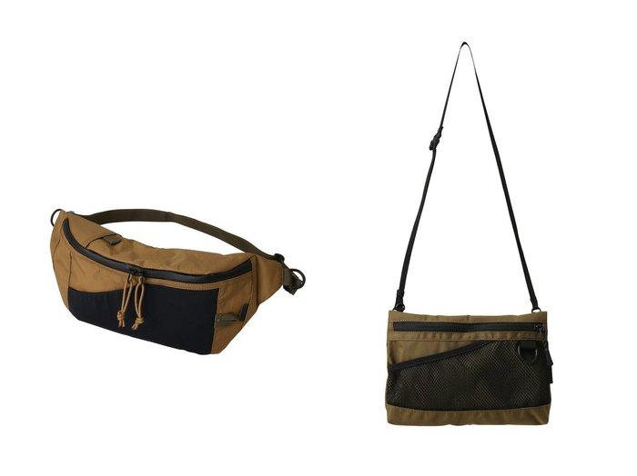 【SNOW PEAK/スノーピーク】の【UNISEX】X-Pac Nylon Waist Bag&【UNISEX】Everyday Use Sacoche 【バッグ・鞄】おすすめ!人気、トレンド・レディースファッションの通販   おすすめ人気トレンドファッション通販アイテム インテリア・キッズ・メンズ・レディースファッション・服の通販 founy(ファニー) https://founy.com/ ファッション Fashion レディースファッション WOMEN バッグ Bag スポーツウェア Sportswear スポーツ バッグ/ポーチ Bag 2020年 2020 2020-2021秋冬・A/W AW・Autumn/Winter・FW・Fall-Winter/2020-2021 2021年 2021 2021-2022秋冬・A/W AW・Autumn/Winter・FW・Fall-Winter・2021-2022 A/W・秋冬 AW・Autumn/Winter・FW・Fall-Winter UNISEX ストレッチ スポーツ ポケット 軽量  ID:crp329100000064841