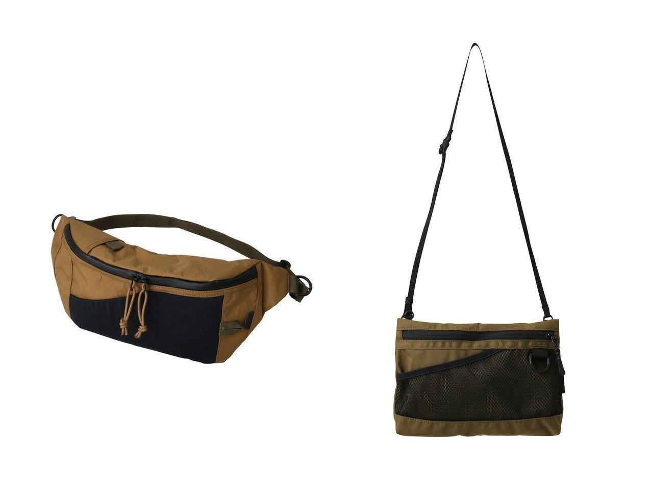 【SNOW PEAK/スノーピーク】の【UNISEX】X-Pac Nylon Waist Bag&【UNISEX】Everyday Use Sacoche 【バッグ・鞄】おすすめ!人気、トレンド・レディースファッションの通販   おすすめで人気の流行・トレンド、ファッションの通販商品 インテリア・家具・メンズファッション・キッズファッション・レディースファッション・服の通販 founy(ファニー) https://founy.com/ ファッション Fashion レディースファッション WOMEN バッグ Bag スポーツウェア Sportswear スポーツ バッグ/ポーチ Bag 2020年 2020 2020-2021秋冬・A/W AW・Autumn/Winter・FW・Fall-Winter/2020-2021 2021年 2021 2021-2022秋冬・A/W AW・Autumn/Winter・FW・Fall-Winter・2021-2022 A/W・秋冬 AW・Autumn/Winter・FW・Fall-Winter UNISEX ストレッチ スポーツ ポケット 軽量 |ID:crp329100000064841