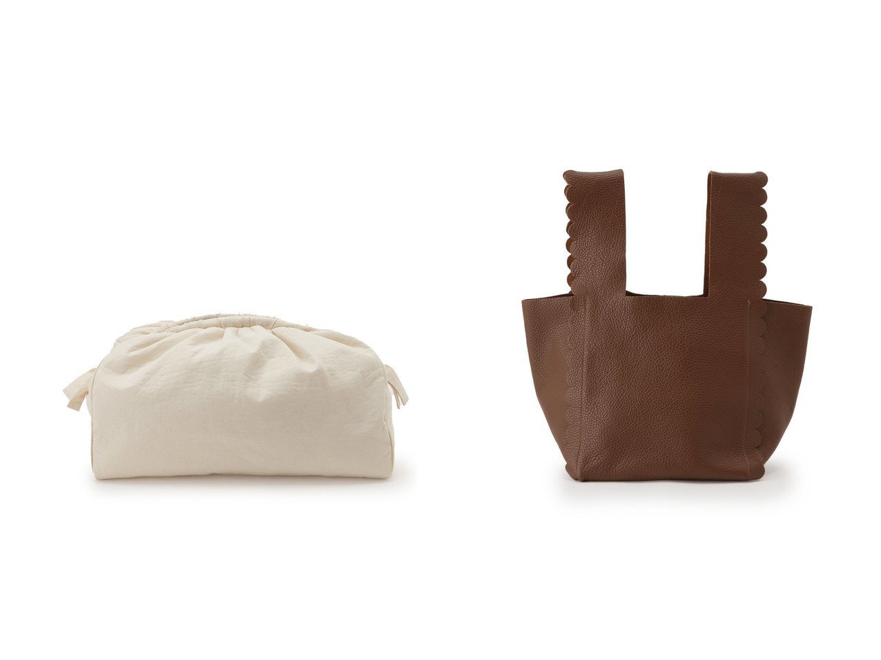 【LUDLOW/ラドロー】のレザースカラップショッピングバッグ&コットンクラッチバッグ 【バッグ・鞄】おすすめ!人気、トレンド・レディースファッションの通販   おすすめで人気の流行・トレンド、ファッションの通販商品 インテリア・家具・メンズファッション・キッズファッション・レディースファッション・服の通販 founy(ファニー) https://founy.com/ ファッション Fashion レディースファッション WOMEN バッグ Bag クラッチ フォルム 2020年 2020 2020-2021秋冬・A/W AW・Autumn/Winter・FW・Fall-Winter/2020-2021 2021年 2021 2021-2022秋冬・A/W AW・Autumn/Winter・FW・Fall-Winter・2021-2022 A/W・秋冬 AW・Autumn/Winter・FW・Fall-Winter コンパクト シンプル スカラップ |ID:crp329100000064843