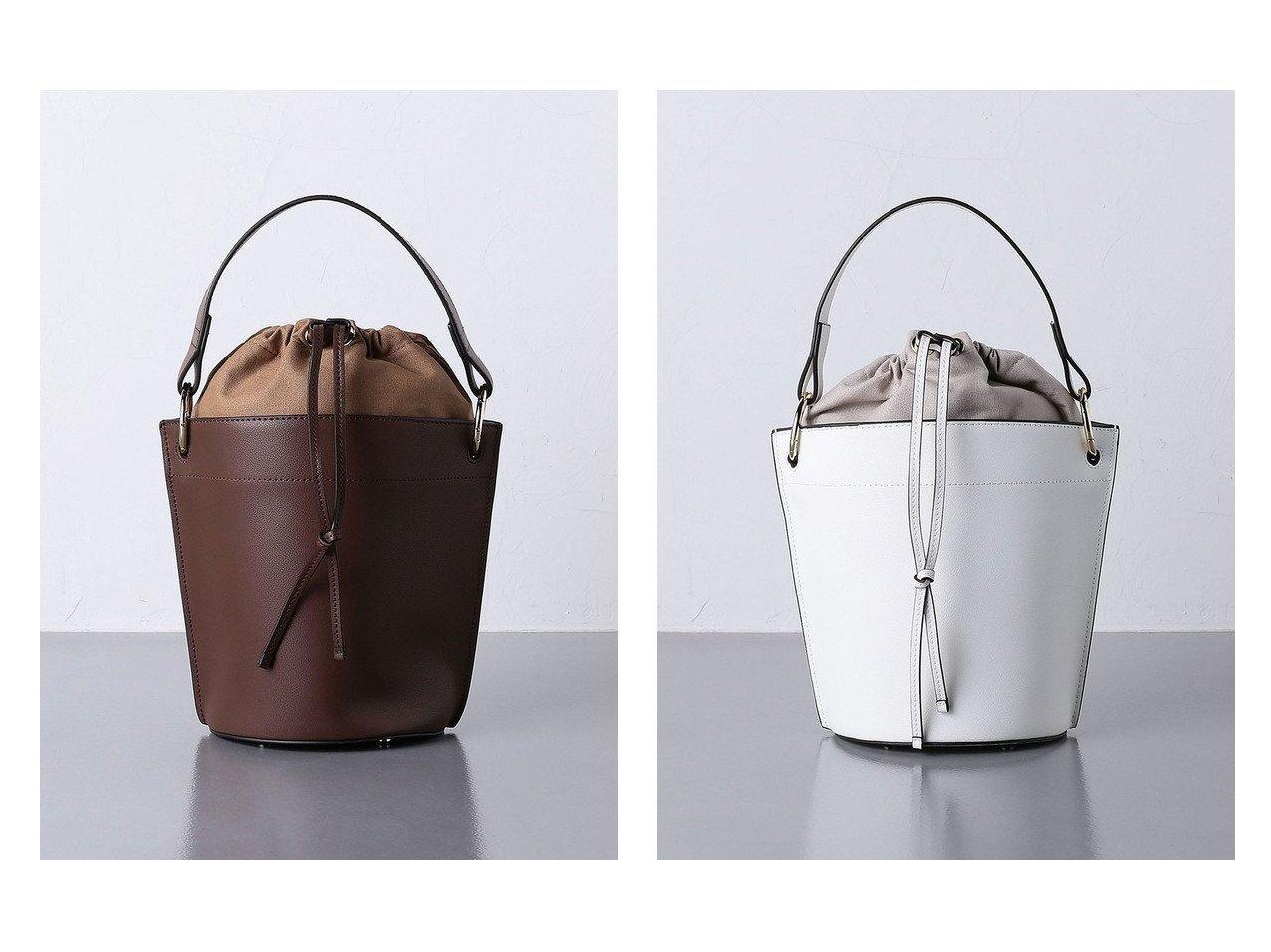 【UNITED ARROWS/ユナイテッドアローズ】のUNITED ARROWS ラウンド 2WAY ショルダーバッグ 【バッグ・鞄】おすすめ!人気、トレンド・レディースファッションの通販   おすすめで人気の流行・トレンド、ファッションの通販商品 インテリア・家具・メンズファッション・キッズファッション・レディースファッション・服の通販 founy(ファニー) https://founy.com/ ファッション Fashion レディースファッション WOMEN バッグ Bag ラウンド |ID:crp329100000064845