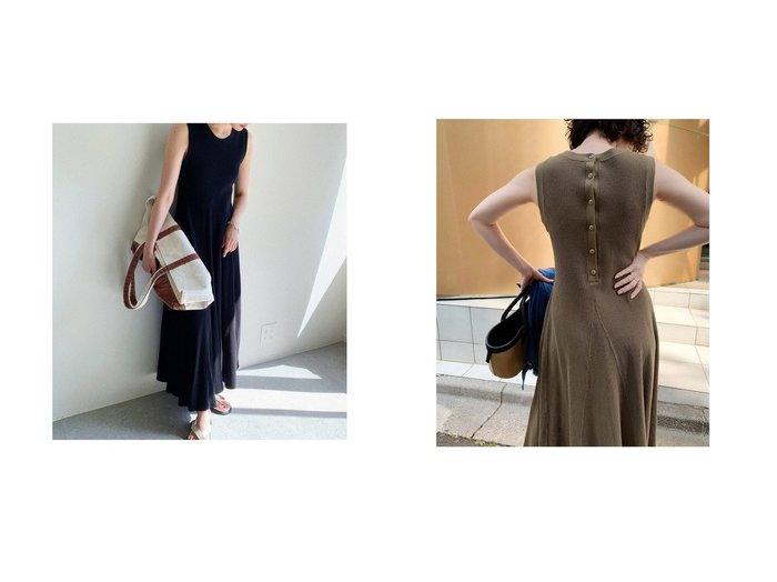 【GALLARDAGALANTE/ガリャルダガランテ】のノースリーブサーマルワンピース 【ワンピース・ドレス】おすすめ!人気、トレンド・レディースファッションの通販   おすすめ人気トレンドファッション通販アイテム 人気、トレンドファッション・服の通販 founy(ファニー) ファッション Fashion レディースファッション WOMEN ワンピース Dress マキシワンピース Maxi Dress サマー ノースリーブ マキシ ロング 人気 |ID:crp329100000064875