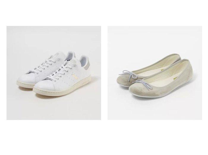 【adidas Originals/アディダス オリジナルス】のSTANSMITH&【O'KYTI/オキティ】のベルベットバレエシューズ ファッション雑誌・Webマガジン掲載、 おすすめ!人気、トレンド・レディースファッションの通販 おすすめ人気トレンドファッション通販アイテム 人気、トレンドファッション・服の通販 founy(ファニー) 雑誌掲載アイテム Magazine Items ファッション雑誌 Fashion Magazines リー LEE ファッション Fashion レディースファッション WOMEN 9月号 シューズ スニーカー プリント 人気 雑誌 |ID:crp329100000064931