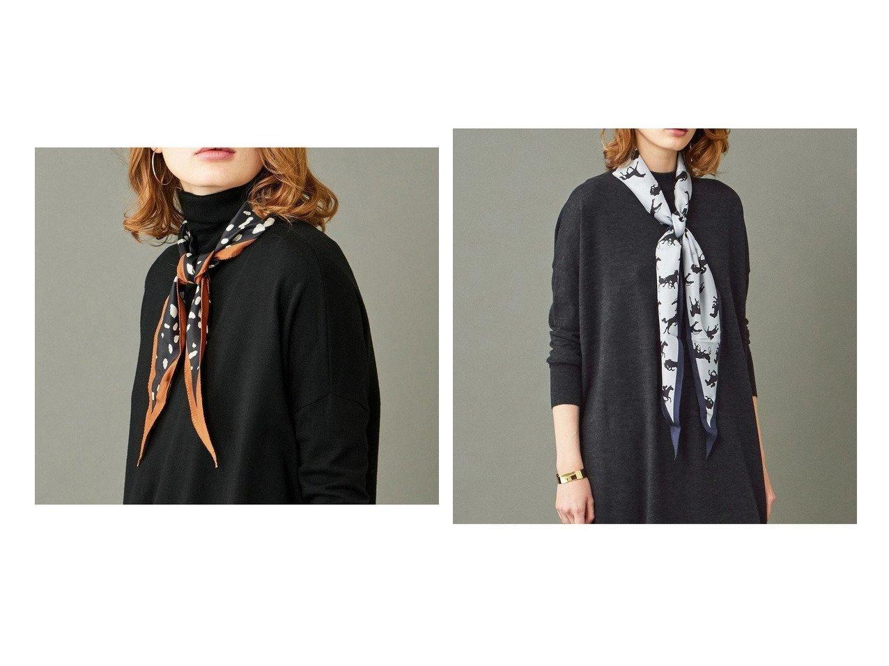 【BEIGE,/ベイジ,】のDIAMANTEスカーフ(HORSE)&DIAMANTEスカーフ(DALMATIAN) おすすめ!人気、トレンド・レディースファッションの通販 おすすめで人気の流行・トレンド、ファッションの通販商品 インテリア・家具・メンズファッション・キッズファッション・レディースファッション・服の通販 founy(ファニー) https://founy.com/ ファッション Fashion レディースファッション WOMEN アクセサリー イタリア クラシック コンパクト シルク シンプル スカーフ ハイネック ハンド バンダナ ファブリック プリント ミラノ モチーフ 送料無料 Free Shipping |ID:crp329100000065027