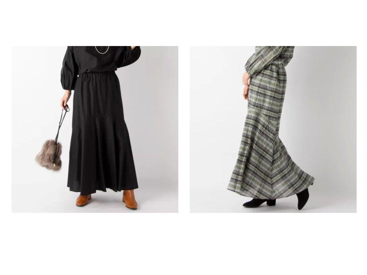 【NOLLEY'S/ノーリーズ】のチェックマーメイドマキシスカート&綿ナイロンマーメイドマキシスカート 【スカート】おすすめ!人気、トレンド・レディースファッションの通販 おすすめで人気の流行・トレンド、ファッションの通販商品 インテリア・家具・メンズファッション・キッズファッション・レディースファッション・服の通販 founy(ファニー) https://founy.com/ ファッション Fashion レディースファッション WOMEN スカート Skirt 2021年 2021 2021-2022秋冬・A/W AW・Autumn/Winter・FW・Fall-Winter・2021-2022 A/W・秋冬 AW・Autumn/Winter・FW・Fall-Winter ドローコード マキシ マーメイド ロング チェック 秋 Autumn/Fall |ID:crp329100000065068