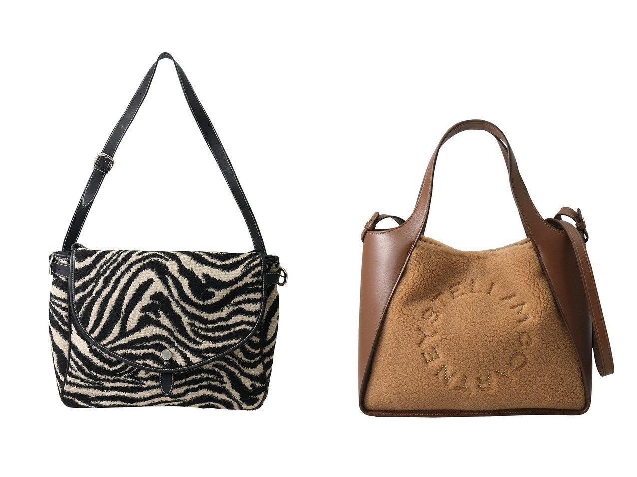 【A VACATION/ア ヴァケーション】のKIKI メッセンジャーバッグ&【STELLA McCARTNEY/ステラ マッカートニー】のStella Logo Eco Teddy 2way ミニトートバッグ 【バッグ・鞄】おすすめ!人気、トレンド・レディースファッションの通販 おすすめで人気の流行・トレンド、ファッションの通販商品 インテリア・家具・メンズファッション・キッズファッション・レディースファッション・服の通販 founy(ファニー) https://founy.com/ ファッション Fashion レディースファッション WOMEN バッグ Bag 2020年 2020 2020-2021秋冬・A/W AW・Autumn/Winter・FW・Fall-Winter/2020-2021 2021年 2021 2021-2022秋冬・A/W AW・Autumn/Winter・FW・Fall-Winter・2021-2022 A/W・秋冬 AW・Autumn/Winter・FW・Fall-Winter ショルダー ポシェット ロング ハンドバッグ フロント ポーチ  ID:crp329100000065090
