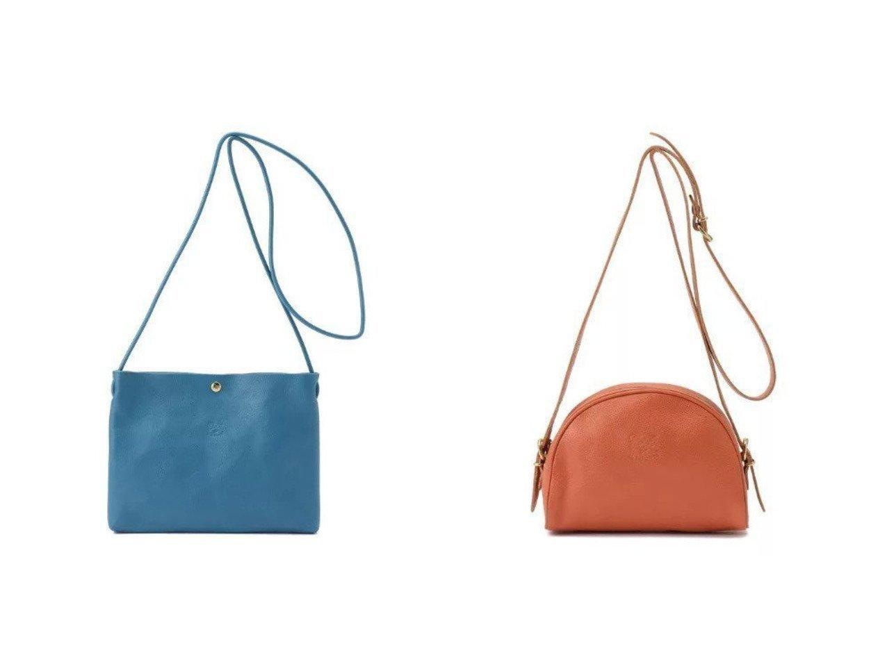 【IL BISONTE/イル ビゾンテ】のクロスボディバッグ&クロスボディバッグ 【バッグ・鞄】おすすめ!人気、トレンド・レディースファッションの通販 おすすめで人気の流行・トレンド、ファッションの通販商品 インテリア・家具・メンズファッション・キッズファッション・レディースファッション・服の通販 founy(ファニー) https://founy.com/ ファッション Fashion レディースファッション WOMEN バッグ Bag メタル ジップ フォルム フロント  ID:crp329100000065093