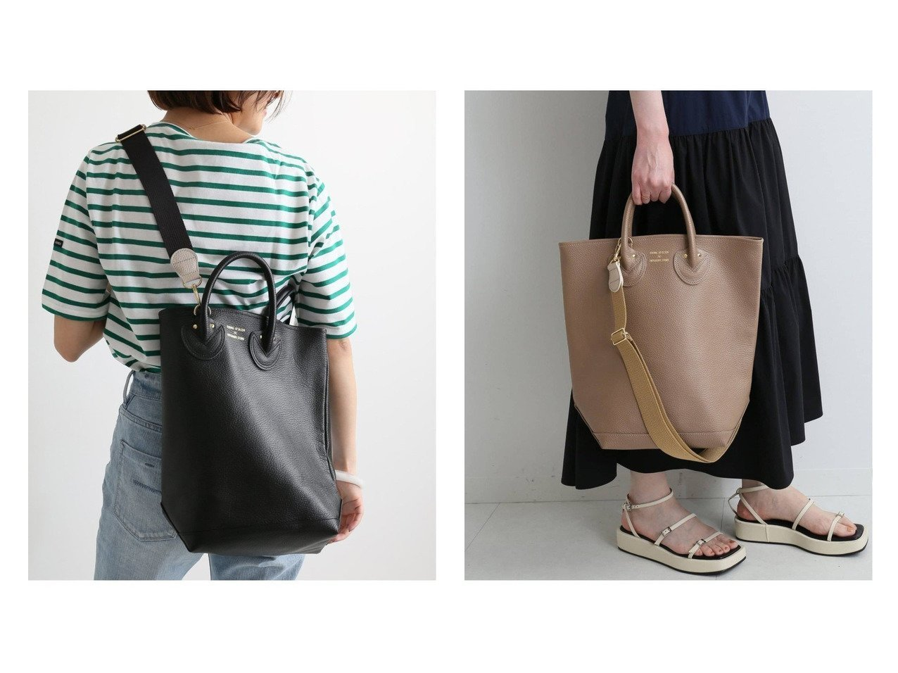 【IENA/イエナ】の【ヤングアンドオルセン】EMBOSSED LEATHER HAVERSACK 【バッグ・鞄】おすすめ!人気、トレンド・レディースファッションの通販 おすすめで人気の流行・トレンド、ファッションの通販商品 インテリア・家具・メンズファッション・キッズファッション・レディースファッション・服の通販 founy(ファニー) https://founy.com/ ファッション Fashion レディースファッション WOMEN バッグ Bag NEW・新作・新着・新入荷 New Arrivals 再入荷 Restock/Back in Stock/Re Arrival  ID:crp329100000065099