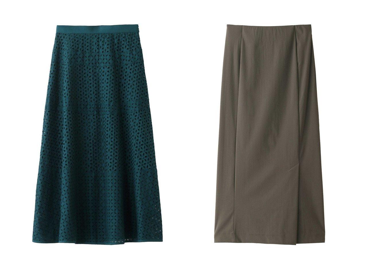 【allureville/アルアバイル】のコットンレースティアードスカート&【Whim Gazette/ウィムガゼット】のカットタイトスカート 【スカート】おすすめ!人気、トレンド・レディースファッションの通販 おすすめで人気の流行・トレンド、ファッションの通販商品 インテリア・家具・メンズファッション・キッズファッション・レディースファッション・服の通販 founy(ファニー) https://founy.com/ ファッション Fashion レディースファッション WOMEN スカート Skirt ティアードスカート Tiered Skirts ロングスカート Long Skirt 2020年 2020 2020-2021秋冬・A/W AW・Autumn/Winter・FW・Fall-Winter/2020-2021 2021年 2021 2021-2022秋冬・A/W AW・Autumn/Winter・FW・Fall-Winter・2021-2022 A/W・秋冬 AW・Autumn/Winter・FW・Fall-Winter シンプル ティアードスカート フェミニン レース ロング スリット タイトスカート  ID:crp329100000065211