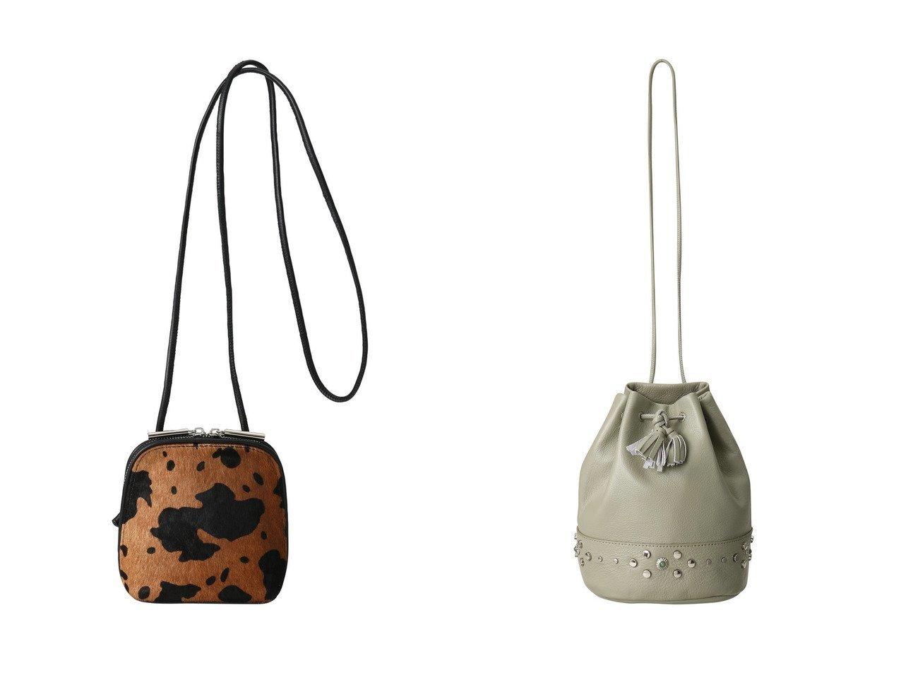 【ROSE BUD/ローズバッド】のミニポシェットショルダーバッグ&巾着ショルダーバッグ 【バッグ・鞄】おすすめ!人気、トレンド・レディースファッションの通販 おすすめで人気の流行・トレンド、ファッションの通販商品 インテリア・家具・メンズファッション・キッズファッション・レディースファッション・服の通販 founy(ファニー) https://founy.com/ ファッション Fashion レディースファッション WOMEN バッグ Bag 2020年 2020 2020-2021秋冬・A/W AW・Autumn/Winter・FW・Fall-Winter/2020-2021 2021年 2021 2021-2022秋冬・A/W AW・Autumn/Winter・FW・Fall-Winter・2021-2022 A/W・秋冬 AW・Autumn/Winter・FW・Fall-Winter アニマル ショルダー ジップ パーティ ポケット ポシェット コンパクト スタッズ タッセル バケツ 巾着  ID:crp329100000065234
