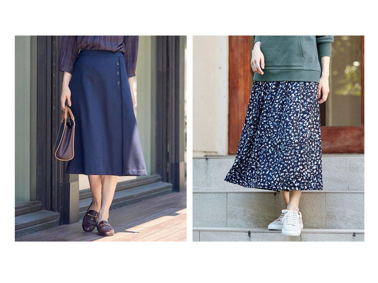 【J.PRESS/ジェイ プレス】の【洗える】LANATECヘリンボン スカート&【洗える】バックサテングラフィックパターン スカート 【スカート】おすすめ!人気、トレンド・レディースファッションの通販 おすすめで人気の流行・トレンド、ファッションの通販商品 インテリア・家具・メンズファッション・キッズファッション・レディースファッション・服の通販 founy(ファニー) https://founy.com/ ファッション Fashion レディースファッション WOMEN スカート Skirt バッグ Bag 送料無料 Free Shipping シンプル スエード トリミング トレンド フィット ヘリンボン 洗える ギャザー ストレッチ 秋 Autumn/Fall  ID:crp329100000065345