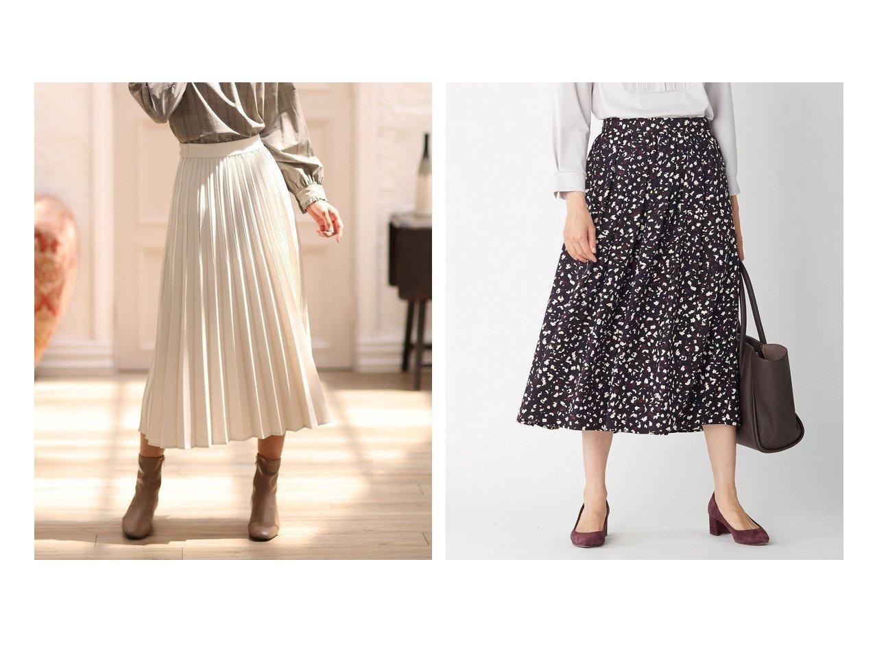 【any FAM/エニィファム】のウーリッシュフラノスカート&【J.PRESS/ジェイ プレス】の【洗える】バックサテングラフィックパターン スカート 【スカート】おすすめ!人気、トレンド・レディースファッションの通販 おすすめで人気の流行・トレンド、ファッションの通販商品 インテリア・家具・メンズファッション・キッズファッション・レディースファッション・服の通販 founy(ファニー) https://founy.com/ ファッション Fashion レディースファッション WOMEN スカート Skirt バッグ Bag ショート ジャケット スウェット フェミニン フレア プリーツ ロング 冬 Winter A/W・秋冬 AW・Autumn/Winter・FW・Fall-Winter 2021年 2021 2021-2022秋冬・A/W AW・Autumn/Winter・FW・Fall-Winter・2021-2022 送料無料 Free Shipping ギャザー ストレッチ 洗える 秋 Autumn/Fall  ID:crp329100000065346