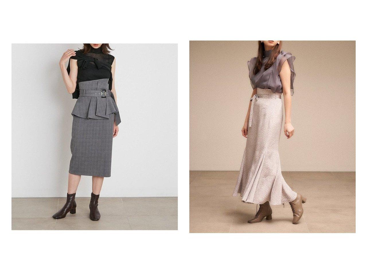 【SNIDEL/スナイデル】のハイウエストマーメイドプリントスカート&コルセットベルトタイトスカート 【スカート】おすすめ!人気、トレンド・レディースファッションの通販 おすすめで人気の流行・トレンド、ファッションの通販商品 インテリア・家具・メンズファッション・キッズファッション・レディースファッション・服の通販 founy(ファニー) https://founy.com/ ファッション Fashion レディースファッション WOMEN スカート Skirt ロングスカート Long Skirt ベルト Belts プリント マーメイド ロング 人気 定番 Standard NEW・新作・新着・新入荷 New Arrivals エレガント タイトスカート チェック トレンド パターン ベーシック 今季 |ID:crp329100000065648