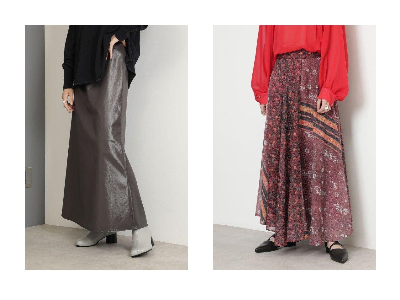 【ROSE BUD/ローズバッド】のマーメイドスカート&キルトプリントスカート 【スカート】おすすめ!人気、トレンド・レディースファッションの通販   おすすめで人気の流行・トレンド、ファッションの通販商品 インテリア・家具・メンズファッション・キッズファッション・レディースファッション・服の通販 founy(ファニー) https://founy.com/ ファッション Fashion レディースファッション WOMEN スカート Skirt ロングスカート Long Skirt 2020年 2020 2020-2021秋冬・A/W AW・Autumn/Winter・FW・Fall-Winter/2020-2021 2021年 2021 2021-2022秋冬・A/W AW・Autumn/Winter・FW・Fall-Winter・2021-2022 A/W・秋冬 AW・Autumn/Winter・FW・Fall-Winter マーメイド ロング 定番 Standard キルト プリント マキシ ランダム  ID:crp329100000065911