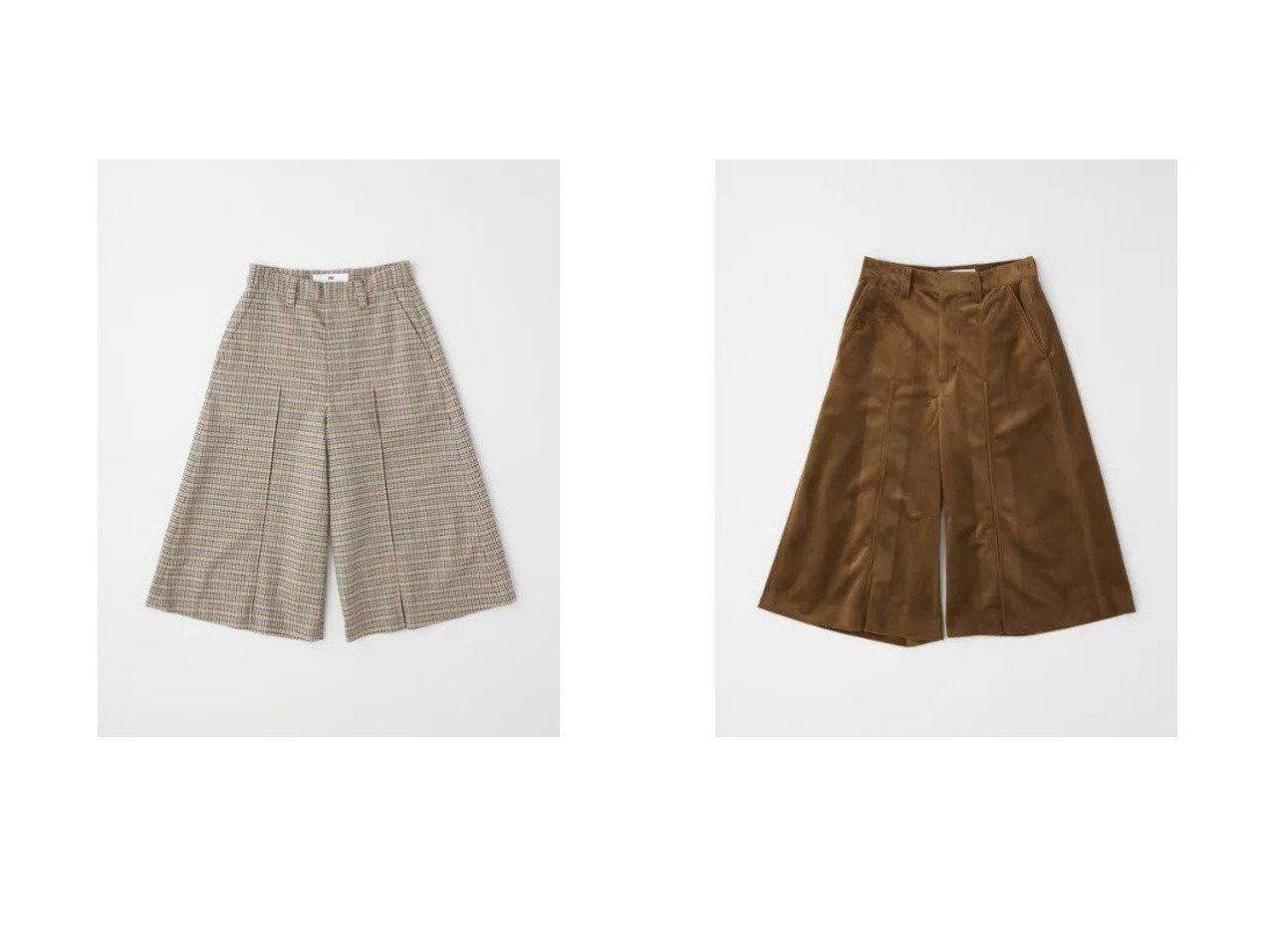 【TWW / Traditional Weatherwear/トラディショナル ウェザーウェア】の【HIGH STREET COLLECTION】BOX PLEATS CULOTTE PANTS&BOX PLEATS CULOTTE PANTS 【スカート】おすすめ!人気、トレンド・レディースファッションの通販   おすすめで人気の流行・トレンド、ファッションの通販商品 インテリア・家具・メンズファッション・キッズファッション・レディースファッション・服の通販 founy(ファニー) https://founy.com/ ファッション Fashion レディースファッション WOMEN スカート Skirt おすすめ Recommend キュロット クラシック コレクション ジャケット セットアップ ドレス フロント プリーツ リュクス コーデュロイ ベルベット  ID:crp329100000065918