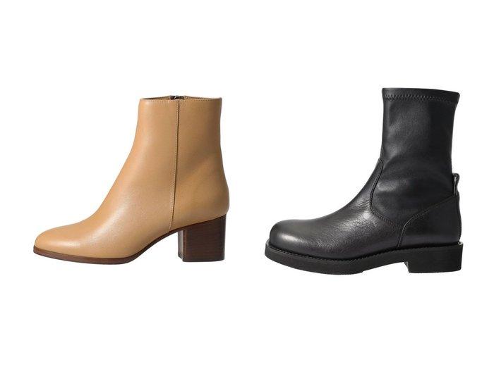 【FABIO RUSCONI/ファビオ ルスコーニ】のKIRA ストレッチショートブーツ&TITTY ショートブーツ 【シューズ・靴】おすすめ!人気、トレンド・レディースファッションの通販   おすすめ人気トレンドファッション通販アイテム 人気、トレンドファッション・服の通販 founy(ファニー)  ファッション Fashion レディースファッション WOMEN 2020年 2020 2020-2021秋冬・A/W AW・Autumn/Winter・FW・Fall-Winter/2020-2021 2021年 2021 2021-2022秋冬・A/W AW・Autumn/Winter・FW・Fall-Winter・2021-2022 A/W・秋冬 AW・Autumn/Winter・FW・Fall-Winter ショート シンプル ストレッチ 人気 |ID:crp329100000065928