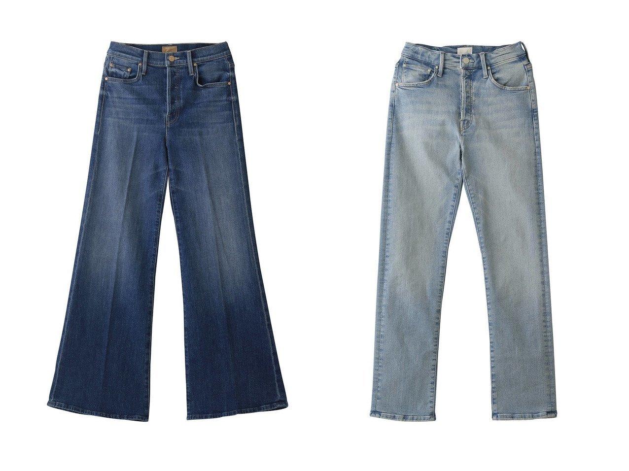 【MOTHER/マザー】のTHE TOMCAT ROLLER デニム&HIGH WAISTED HIKER HOVER デニム 【パンツ】おすすめ!人気、トレンド・レディースファッションの通販   おすすめで人気の流行・トレンド、ファッションの通販商品 インテリア・家具・メンズファッション・キッズファッション・レディースファッション・服の通販 founy(ファニー) https://founy.com/ ファッション Fashion レディースファッション WOMEN パンツ Pants デニムパンツ Denim Pants 2020年 2020 2020-2021秋冬・A/W AW・Autumn/Winter・FW・Fall-Winter/2020-2021 2021年 2021 2021-2022秋冬・A/W AW・Autumn/Winter・FW・Fall-Winter・2021-2022 A/W・秋冬 AW・Autumn/Winter・FW・Fall-Winter ウォッシュ センター デニム トレンド ワイド ストレート  ID:crp329100000066072