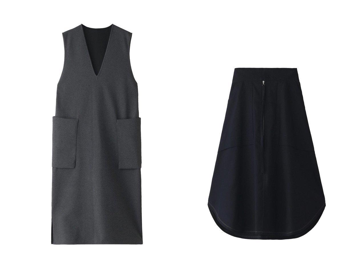 【DESIGN WORKS/デザイン ワークス】のジャンパースカート&【Ujoh/ウジョー】のワークフレアスカート 【スカート】おすすめ!人気、トレンド・レディースファッションの通販   おすすめで人気の流行・トレンド、ファッションの通販商品 インテリア・家具・メンズファッション・キッズファッション・レディースファッション・服の通販 founy(ファニー) https://founy.com/ ファッション Fashion レディースファッション WOMEN スカート Skirt ロングスカート Long Skirt Aライン/フレアスカート Flared A-Line Skirts 2020年 2020 2020-2021秋冬・A/W AW・Autumn/Winter・FW・Fall-Winter/2020-2021 2021年 2021 2021-2022秋冬・A/W AW・Autumn/Winter・FW・Fall-Winter・2021-2022 A/W・秋冬 AW・Autumn/Winter・FW・Fall-Winter おすすめ Recommend コンパクト ポケット ロング フレア ワーク |ID:crp329100000066088