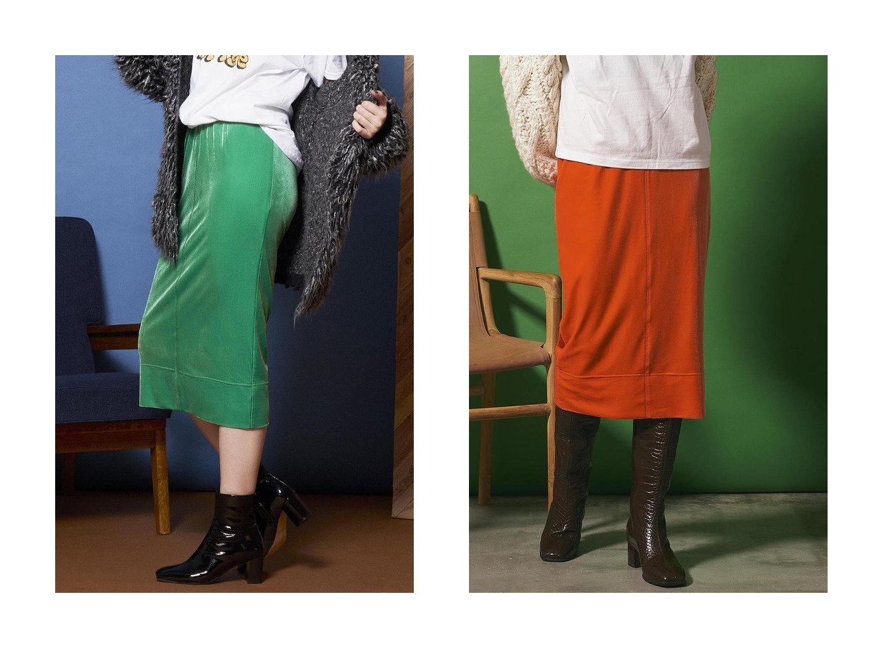 【MAISON SPECIAL/メゾンスペシャル】のストレッチベロアタイトスカート 【スカート】おすすめ!人気、トレンド・レディースファッションの通販   おすすめで人気の流行・トレンド、ファッションの通販商品 インテリア・家具・メンズファッション・キッズファッション・レディースファッション・服の通販 founy(ファニー) https://founy.com/ ファッション Fashion レディースファッション WOMEN スカート Skirt シンプル ジャージ スタイリッシュ ストレッチ タイトスカート ドレープ ベロア ラグジュアリー |ID:crp329100000066094