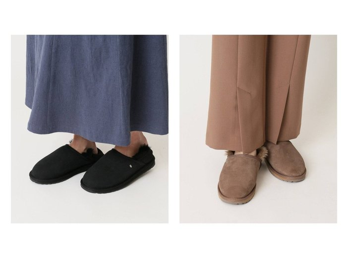 【U by Spick&Span/ユーバイ スピック&スパン】の【エミュ】Stinger Nano Fold Over 【シューズ・靴】おすすめ!人気、トレンド・レディースファッションの通販 おすすめ人気トレンドファッション通販アイテム 人気、トレンドファッション・服の通販 founy(ファニー) ファッション Fashion レディースファッション WOMEN ウォーム シューズ スニーカー A/W・秋冬 AW・Autumn/Winter・FW・Fall-Winter 2021年 2021 2021-2022秋冬・A/W AW・Autumn/Winter・FW・Fall-Winter・2021-2022 |ID:crp329100000066344