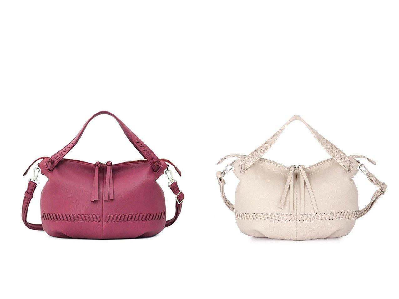 【IBIZA/イビサ】のビシータ やぎ革 2WAYバッグ(M) 【バッグ・鞄】おすすめ!人気、トレンド・レディースファッションの通販 おすすめで人気の流行・トレンド、ファッションの通販商品 インテリア・家具・メンズファッション・キッズファッション・レディースファッション・服の通販 founy(ファニー) https://founy.com/ ファッション Fashion レディースファッション WOMEN 春 Spring ショルダー フォルム ポケット 冬 Winter 送料無料 Free Shipping  ID:crp329100000066476