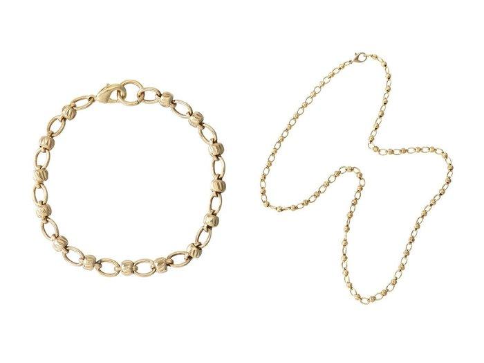 【gren/グリン】のファインカットチェーンブレスレット&ファインカットチェーンネックレス おすすめ!人気、トレンド・レディースファッションの通販 おすすめ人気トレンドファッション通販アイテム 人気、トレンドファッション・服の通販 founy(ファニー)  ファッション Fashion レディースファッション WOMEN ジュエリー Jewelry ブレスレット Bracelets バングル Bangles ネックレス Necklaces 2020年 2020 2020-2021秋冬・A/W AW・Autumn/Winter・FW・Fall-Winter/2020-2021 2021年 2021 2021-2022秋冬・A/W AW・Autumn/Winter・FW・Fall-Winter・2021-2022 A/W・秋冬 AW・Autumn/Winter・FW・Fall-Winter カッティング シンプル チェーン バングル ブレスレット メタル モチーフ ヴィンテージ |ID:crp329100000066528