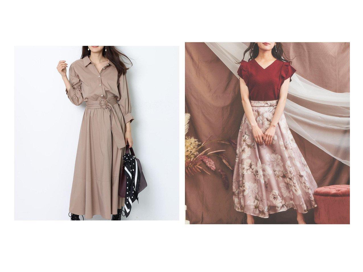 【Noela/ノエラ】のシャインフラワープリントスカート&【JUSGLITTY/ジャスグリッティー】のパール釦シャツ×スカートSET 【スカート】おすすめ!人気、トレンド・レディースファッションの通販 おすすめで人気の流行・トレンド、ファッションの通販商品 インテリア・家具・メンズファッション・キッズファッション・レディースファッション・服の通販 founy(ファニー) https://founy.com/ ファッション Fashion レディースファッション WOMEN セットアップ Setup トップス Tops スカート Skirt スカート Skirt Aライン/フレアスカート Flared A-Line Skirts NEW・新作・新着・新入荷 New Arrivals セットアップ パール フェミニン フレア ロング ギャザー シフォン プリント |ID:crp329100000066656